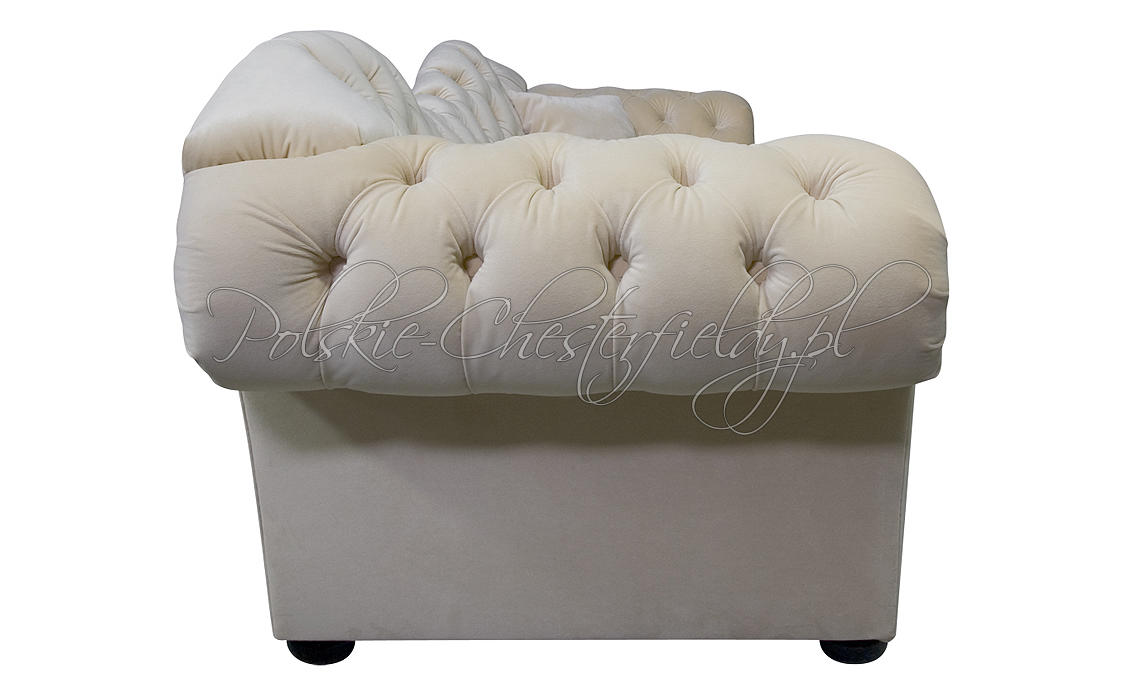 Sofa Chesterfield Madame Rem plusz tkanina